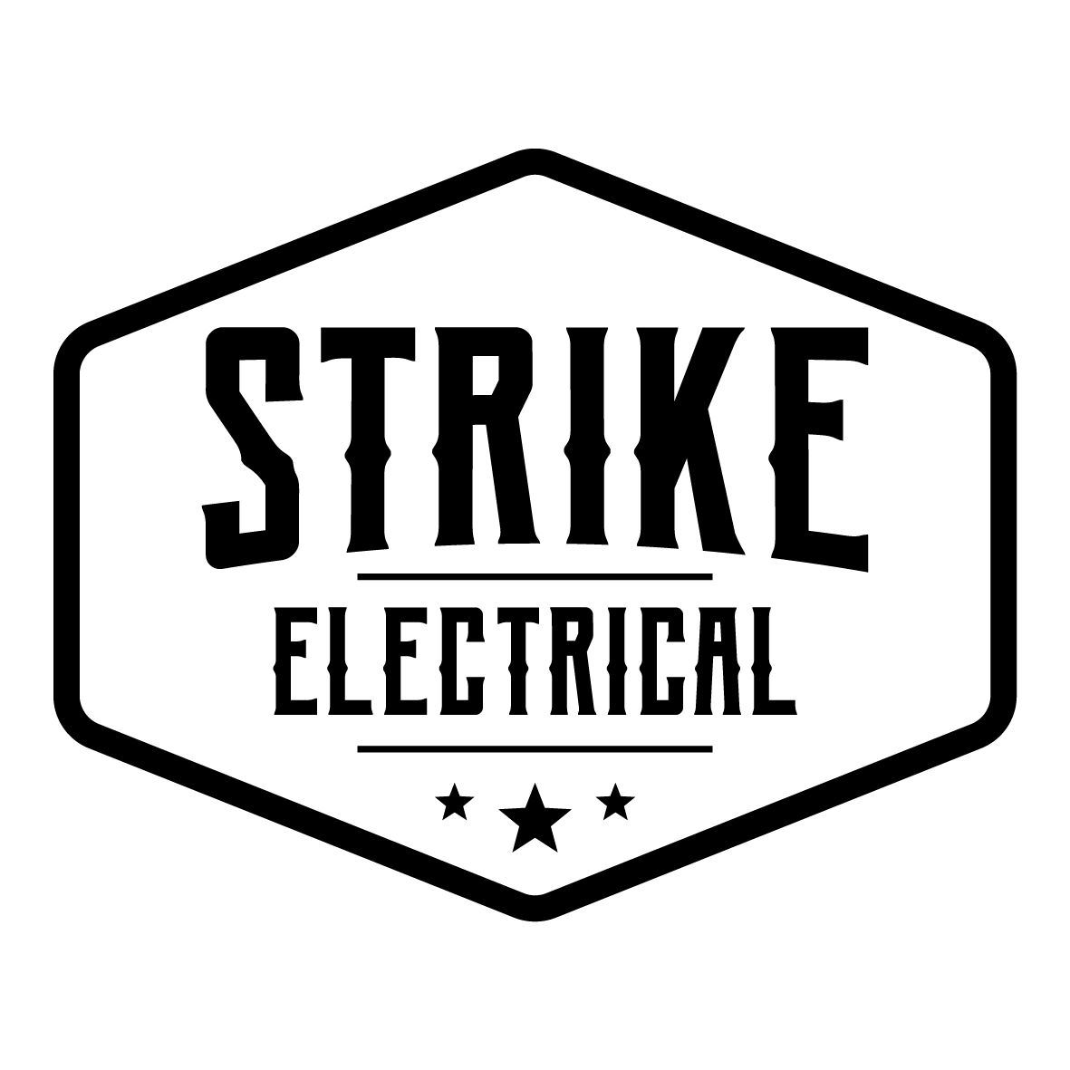 Strike Electrical Logo Master-01 - Strike Electrical