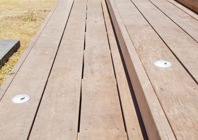 Deck Tread Lighting