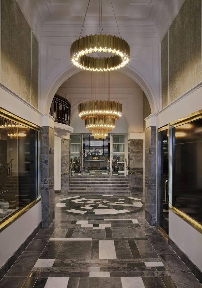 Grand Windsor Hotel Lobby