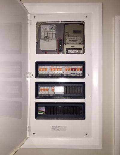 New switchboard