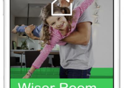 PDL Wiser Room App