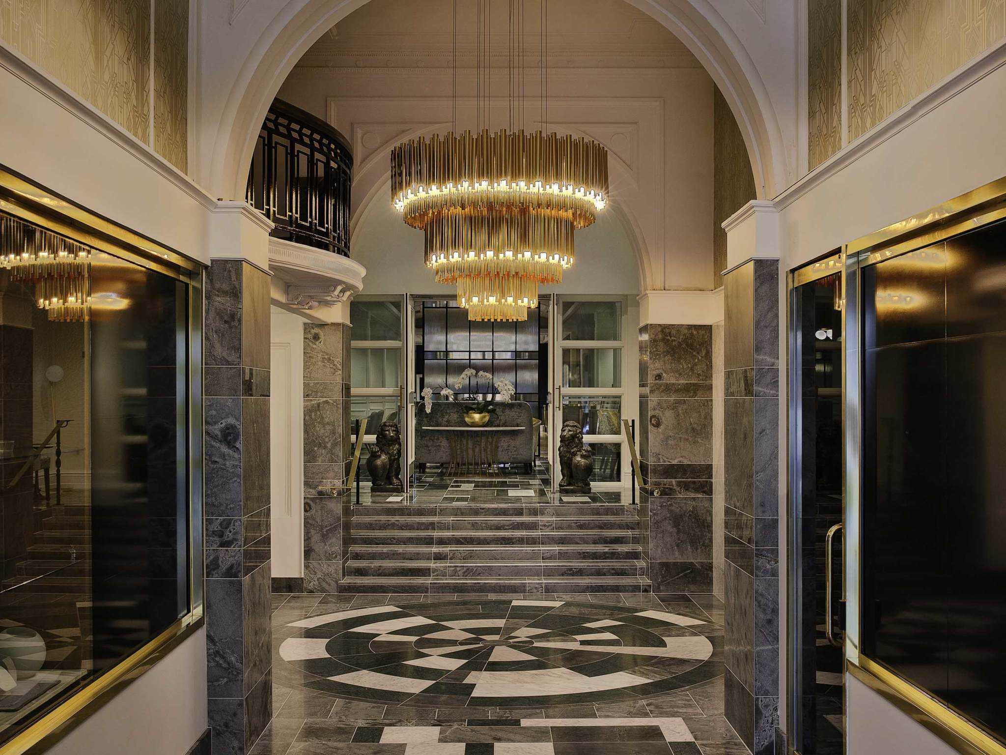 Grand Windsor Hotel Auckland - MGallery by Sofitel