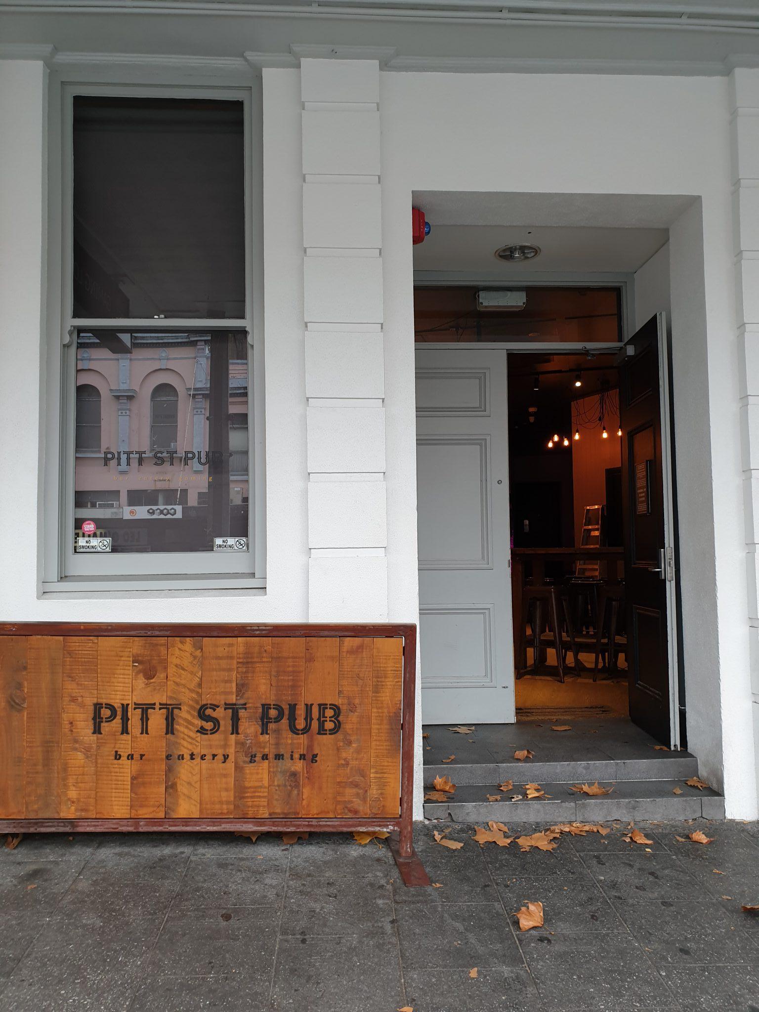 Pitt Street Pub 1