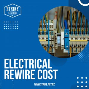 Electrical Rewire Cost