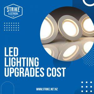 LED Lighting Upgrades Cost